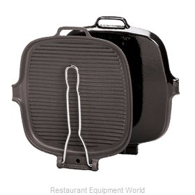 Paderno World Cuisine A1732723 Griddle Pan