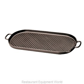 Paderno World Cuisine A1733746 Griddle Pan