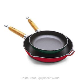 Paderno World Cuisine A1734020 Cast Iron Fry Pan