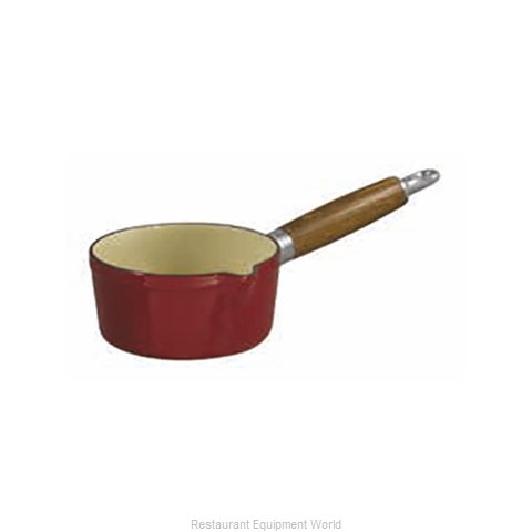 Paderno World Cuisine A1734314 Cast Iron Sauce Pan