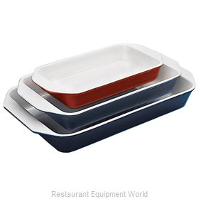 Paderno World Cuisine A1735134 Cast Iron Baking Dish
