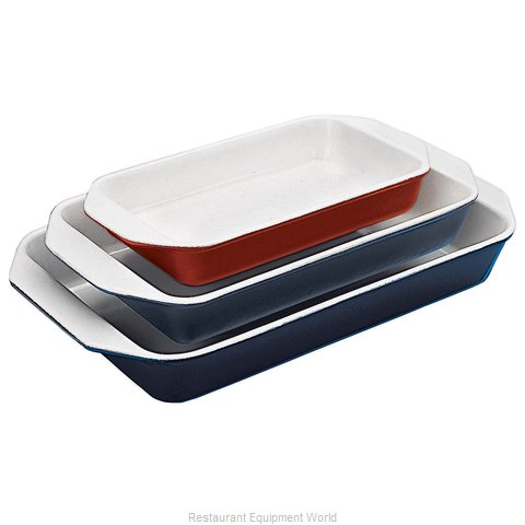 Paderno World Cuisine A1735728 Cast Iron Baking Dish