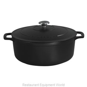 Paderno World Cuisine A1737024 Cast Iron Dutch Oven