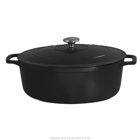 Paderno World Cuisine A1737027 Cast Iron Dutch Oven (Magnified)