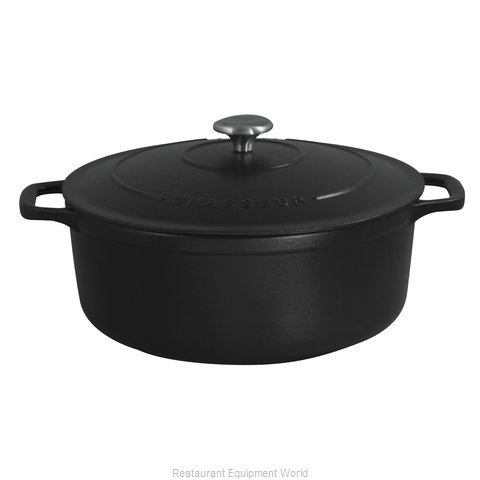 Paderno World Cuisine A1737028 Cast Iron Dutch Oven