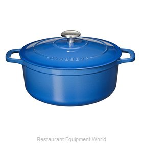 Paderno World Cuisine A1737128 Cast Iron Dutch Oven