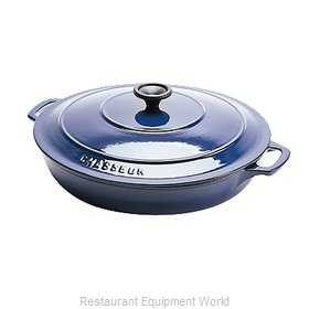 Paderno World Cuisine A1737130 Cast Iron Dutch Oven