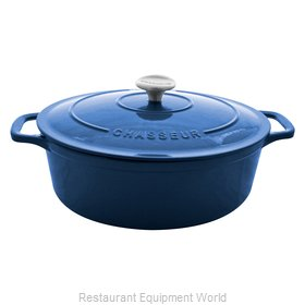 Paderno World Cuisine A1737133 Cast Iron Dutch Oven