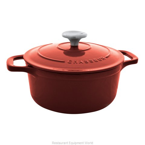 Paderno World Cuisine A1737322 Cast Iron Dutch Oven
