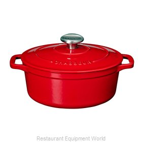 Paderno World Cuisine A1737335 Cast Iron Dutch Oven