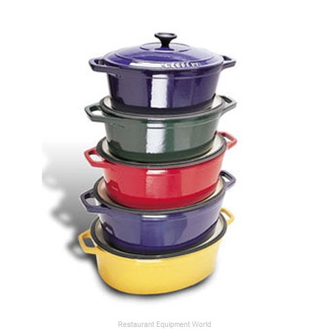 Paderno World Cuisine A1737429 Cast Iron Dutch Oven