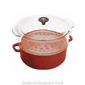 Paderno World Cuisine A1746224 Steamer Basket / Boiler Set