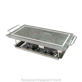Paderno World Cuisine A4130504 Grill Stove, Tabletop