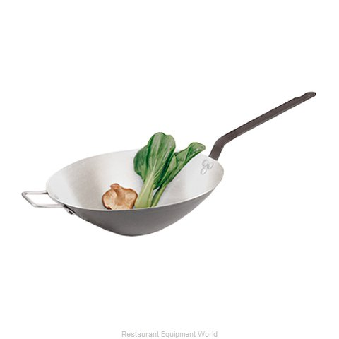 Paderno World Cuisine A4171340 Wok Pan (Magnified)