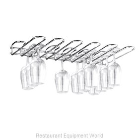 Paderno World Cuisine A4406001 Glass Rack, Hanging