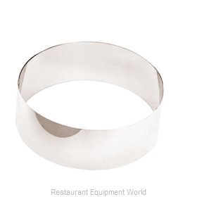Paderno World Cuisine A4753107 Pastry Rings