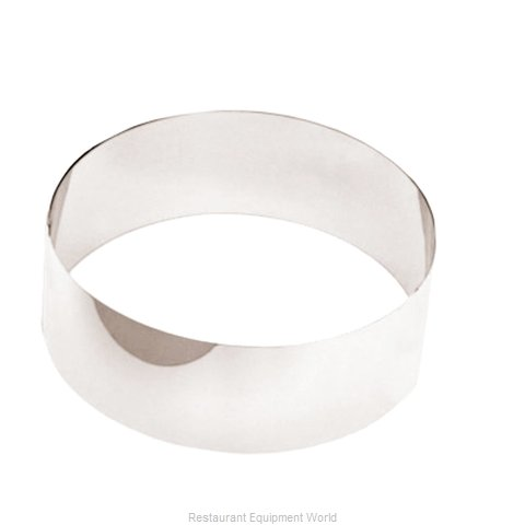 Paderno World Cuisine A4753110 Pastry Rings