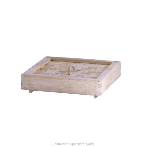 Paderno World Cuisine A496015C Steamer Basket, Bamboo