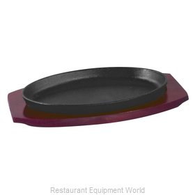 Paderno World Cuisine A4961527 Sizzle Thermal Platter Set