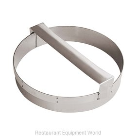 Paderno World Cuisine A4982108 Dough/Cookie Cutter
