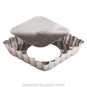 Paderno World Cuisine A4982121 Tart Mold