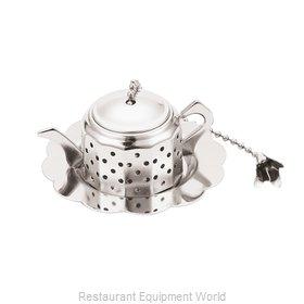 Paderno World Cuisine A4982415 Tea Strainer / Infuser