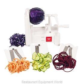 Paderno World Cuisine A4982799 Fruit Vegetable Turning Slicer