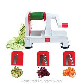 Paderno World Cuisine A4982802 Fruit Vegetable Turning Slicer