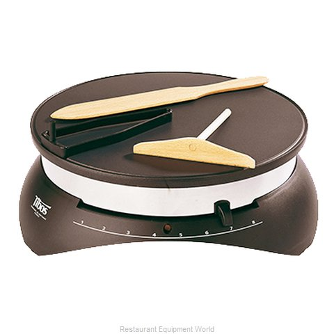 Paderno World Cuisine A4985033 Crepe Maker (Magnified)