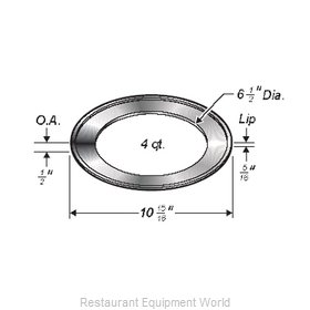 Wells 20822 Food Warmer Parts & Accessories
