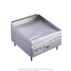Wells 2424G Gas Griddle