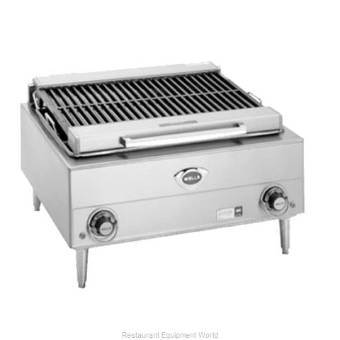 Wells B-40 Electric Char-Broiler