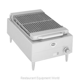 Wells B-44 Electric Char-Broiler