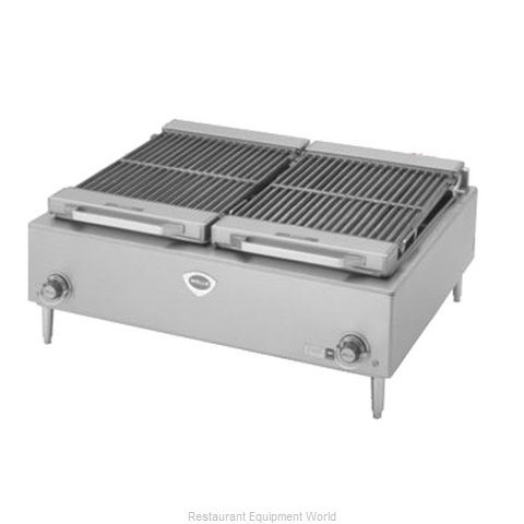 Wells B-50 Electric Char-Broiler