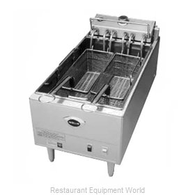 Wells F-1725 Fryer Counter Unit Electric Full Pot