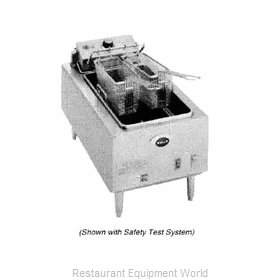 Wells F-55 Electric Fryer