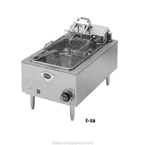 Wells F-58 Electric Fryer