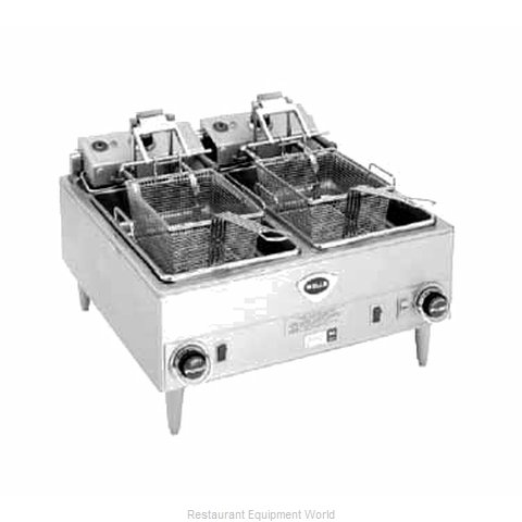 Wells F-68 Electric Fryer (Magnified)