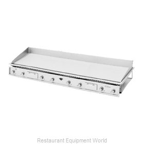Wells G-606 Griddle, Electric, Built-In