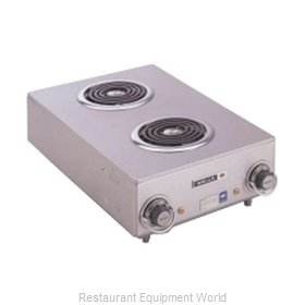 Wells H-115 Hotplate, Countertop, Electric