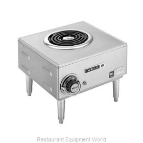 Wells H-33 Hotplate, Countertop, Electric