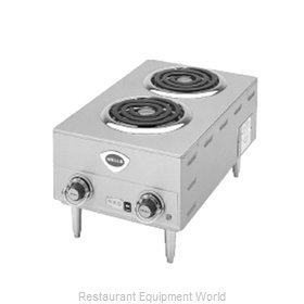 Wells H-63 Hotplate, Countertop, Electric