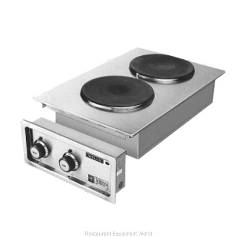 Wells H-706 Hotplate (Magnified)