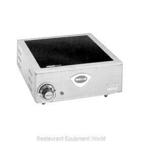 Wells HC-100 Hotplate, Countertop, Electric