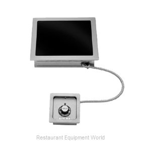 Wells HC-1006 Hotplate, Built-In, Electric