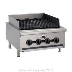 Wells HDCB-4830G Charbroiler Gas Counter Model