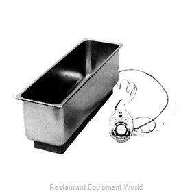 Wells HMP-6DU Hot Food Well Unit, Drop-In, Electric