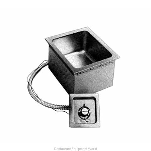 Wells HSW-6 Half-Size Food Warmer (Magnified)