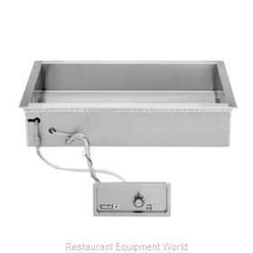 Wells HT-200AF Hot Food Well Unit, Drop-In, Electric
