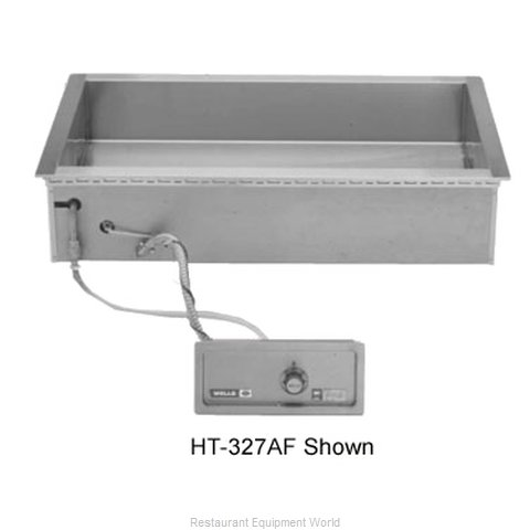 Wells HT-327AF Bain Marie Style Heated Tank (Magnified)